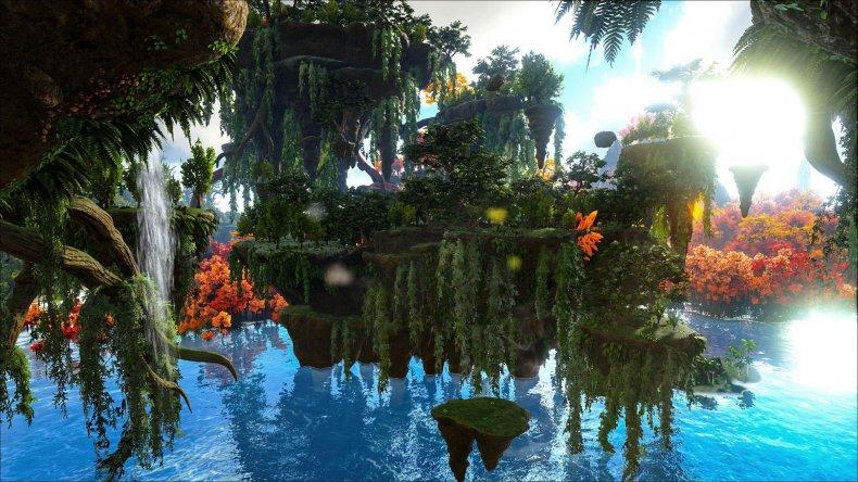 ark crystal isles release august