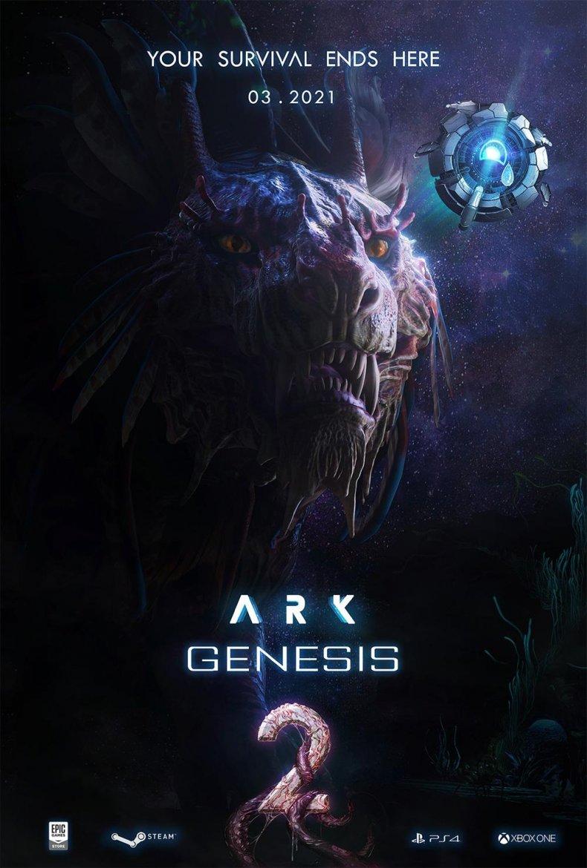 ark genesis part 2 delay march