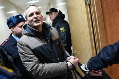Jehovah's Witness arrested in Russia