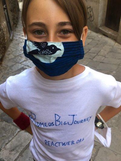 Pandemic, Walking, Coronavirus, Family