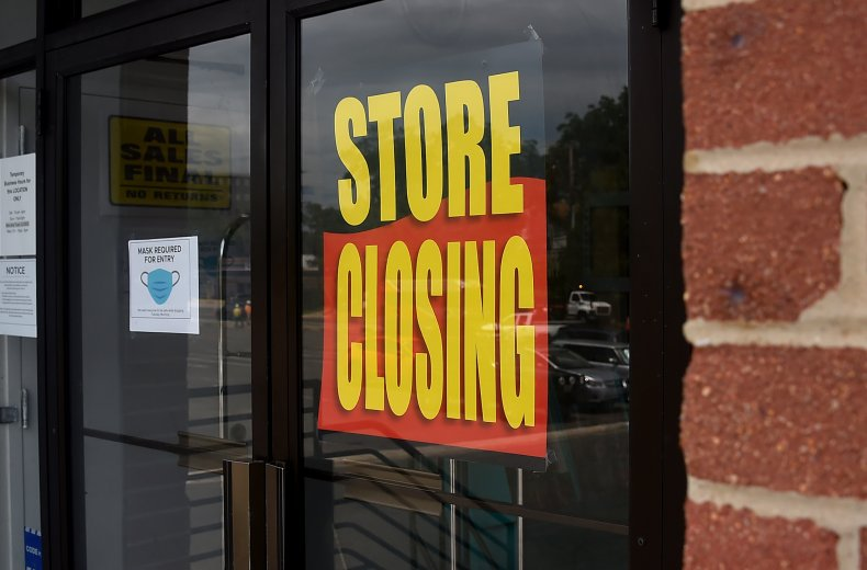 business closure, coronavirus
