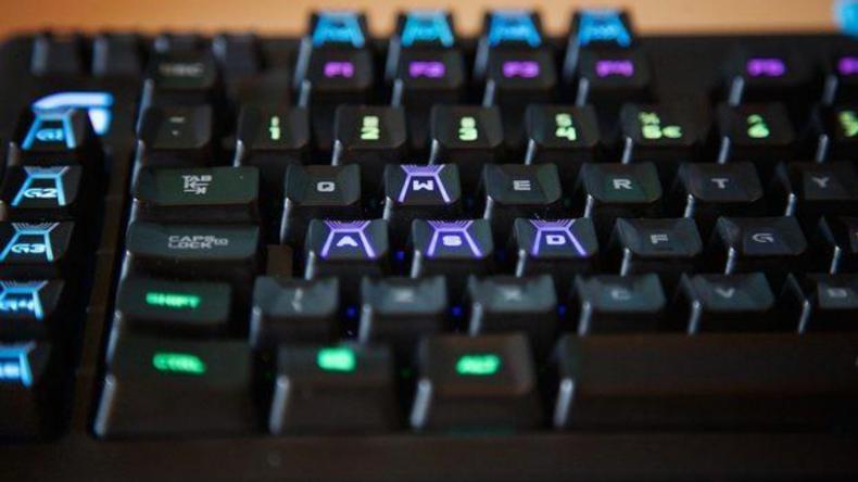 Newsweek Amplify - Gaming Keyboard