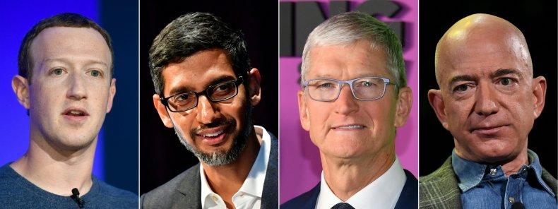 Tech Industry CEOs
