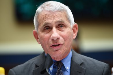 dr anthony fauci, coronvirus, covid19, getty
