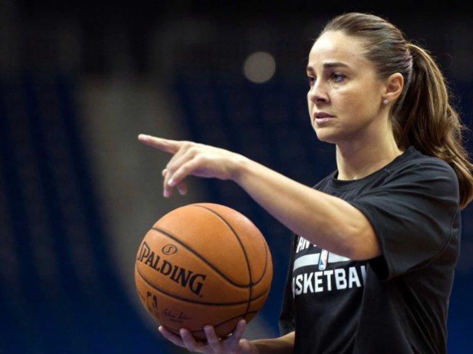 How Becky Hammon Made History With The Spurs