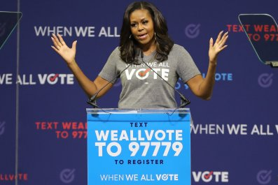 michelle obama vote trump november election