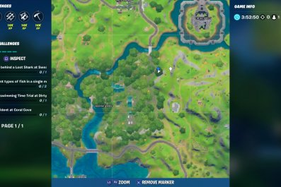 fortnite ring weeping woods location 1 map