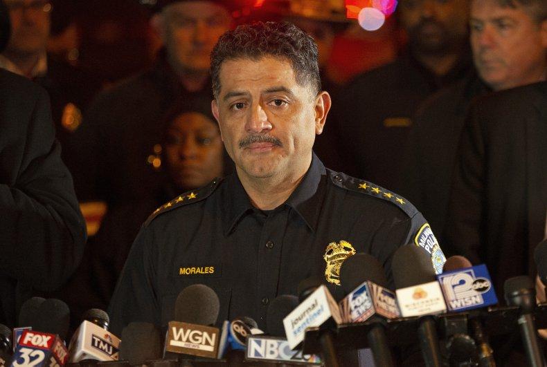 Milwaukee Police Chief