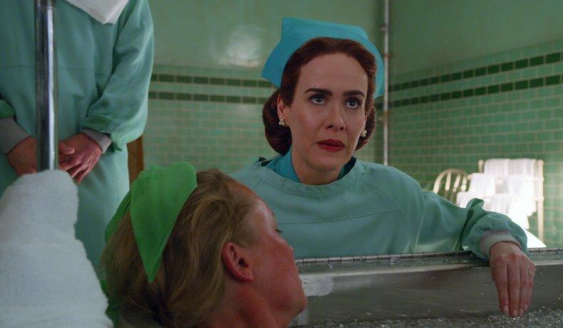 Sarah Paulson Nurse Ratched Netflix