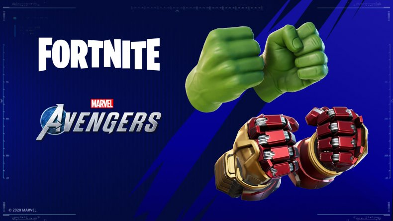 fortnite hulk smash pickaxe