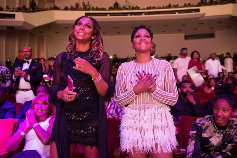 Toni Braxton Breaks Silence After Sister Hospitalization