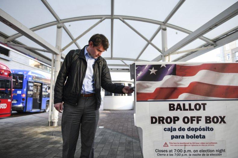 voter ballot box drop off colorado 2020