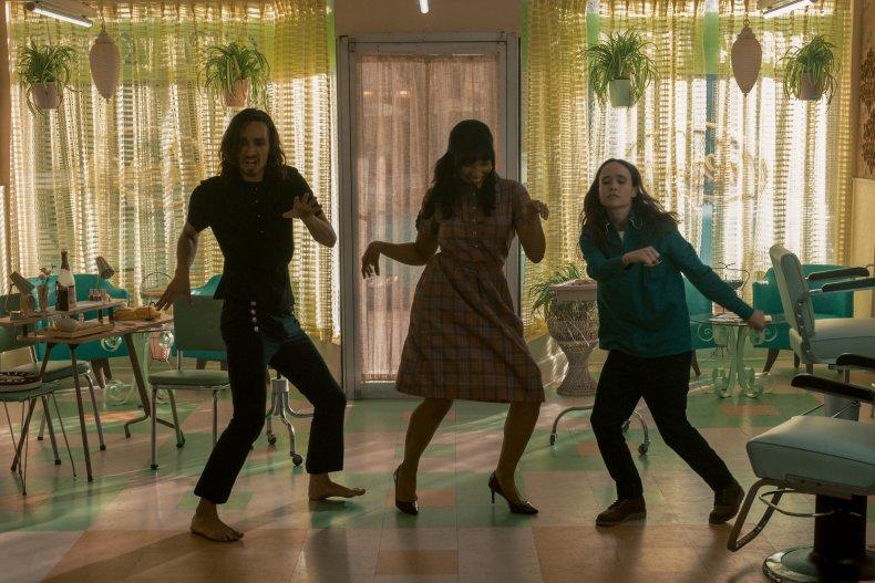 'Umbrella Academy' Season 2 on Netflix