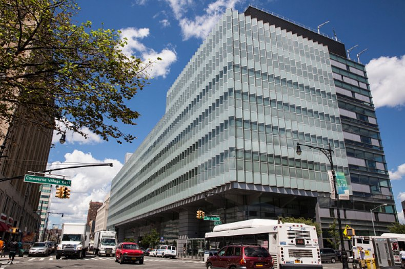 Bronx Hall of Justice