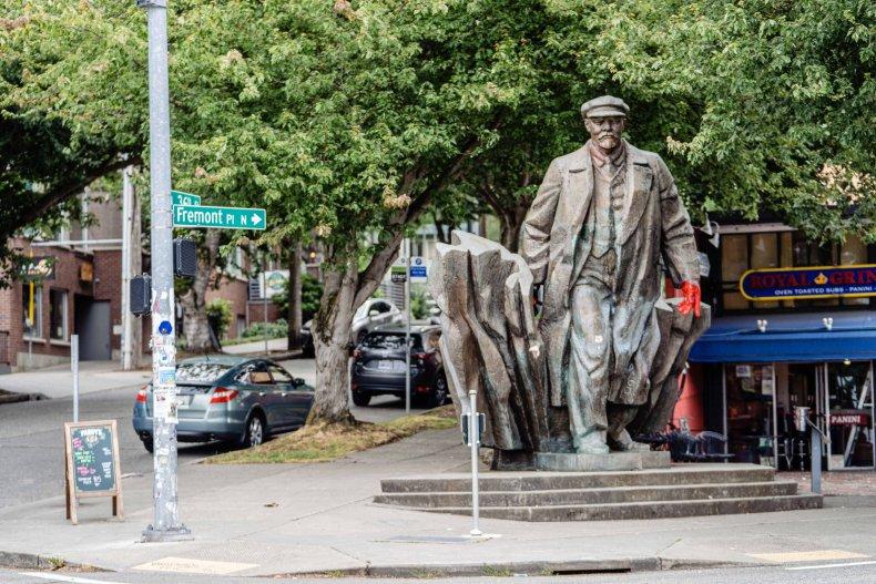 Lenin in Seattle