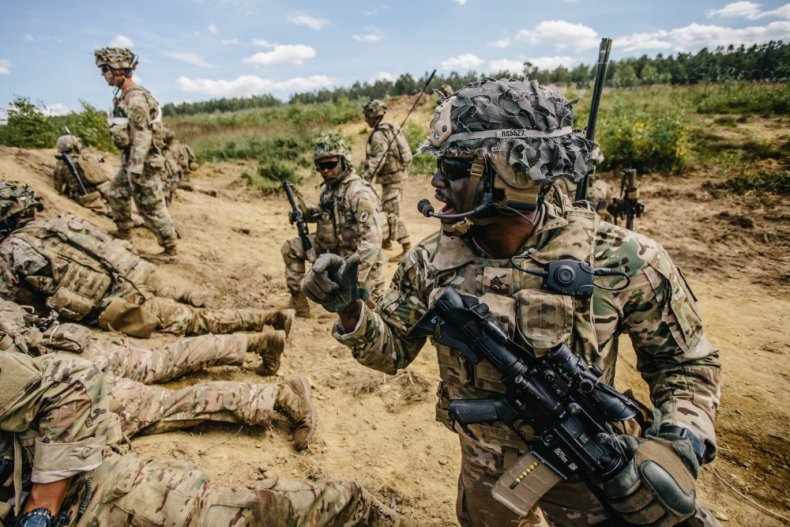 us, army, exercise, germany