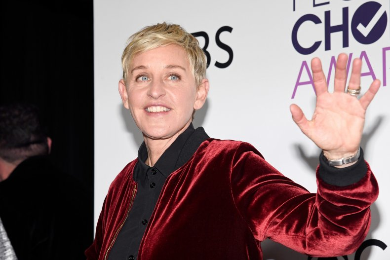 Ellen Degeneres show executive producer fired apology