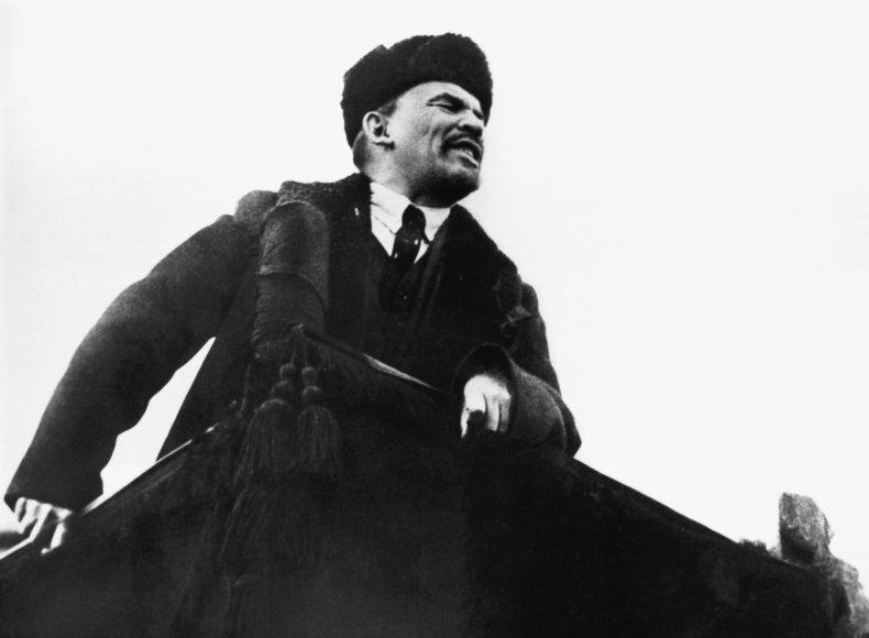 Lenin 1918