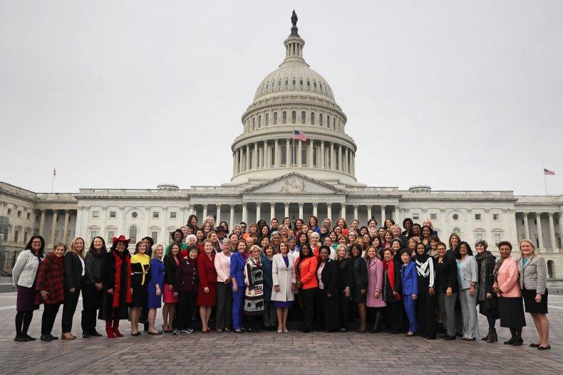 House Democrats increase women members