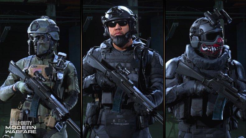 modern warfare season 5 operators release time
