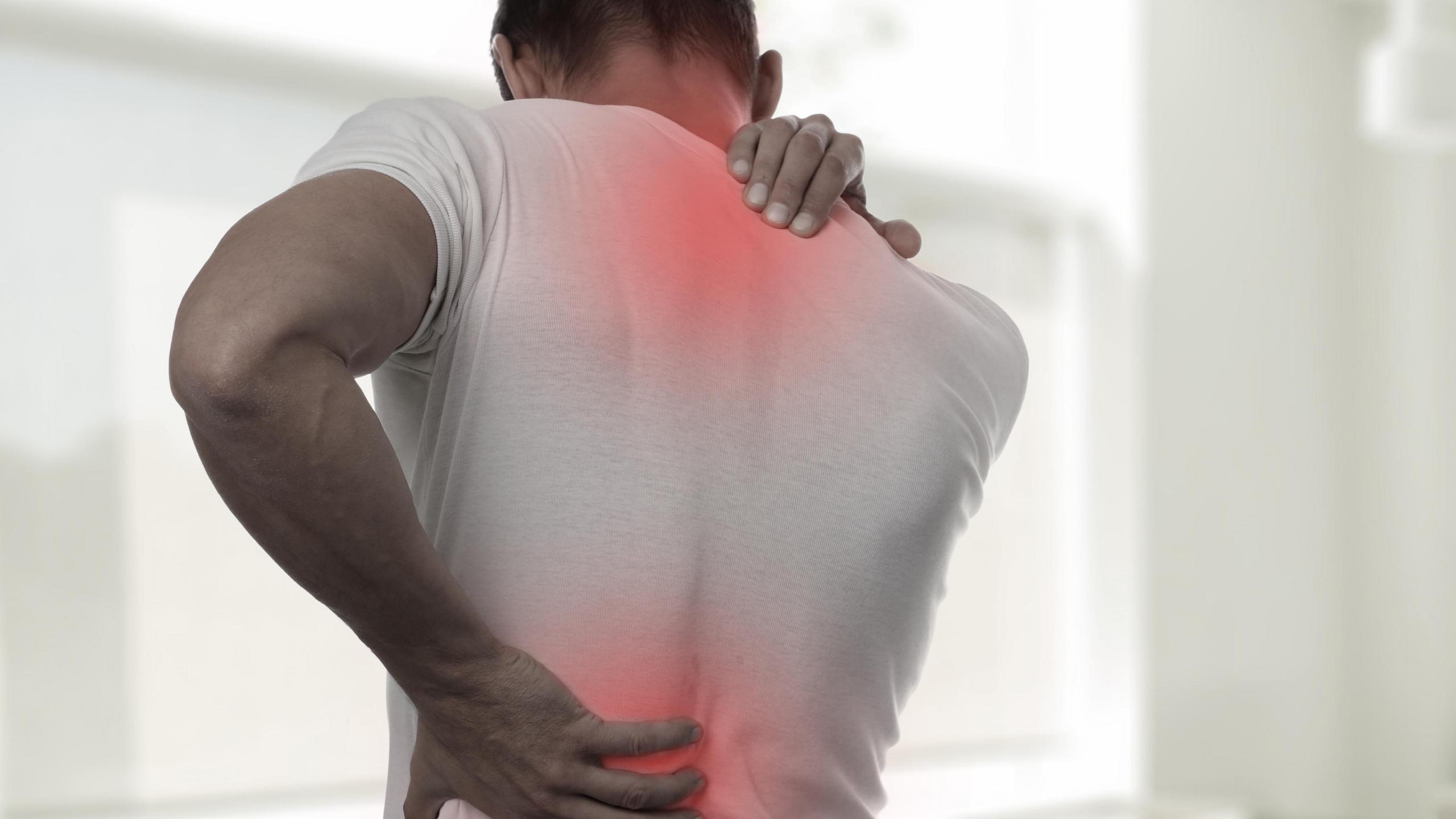 Newsweek AMPLIFY - CBD for Body Pain