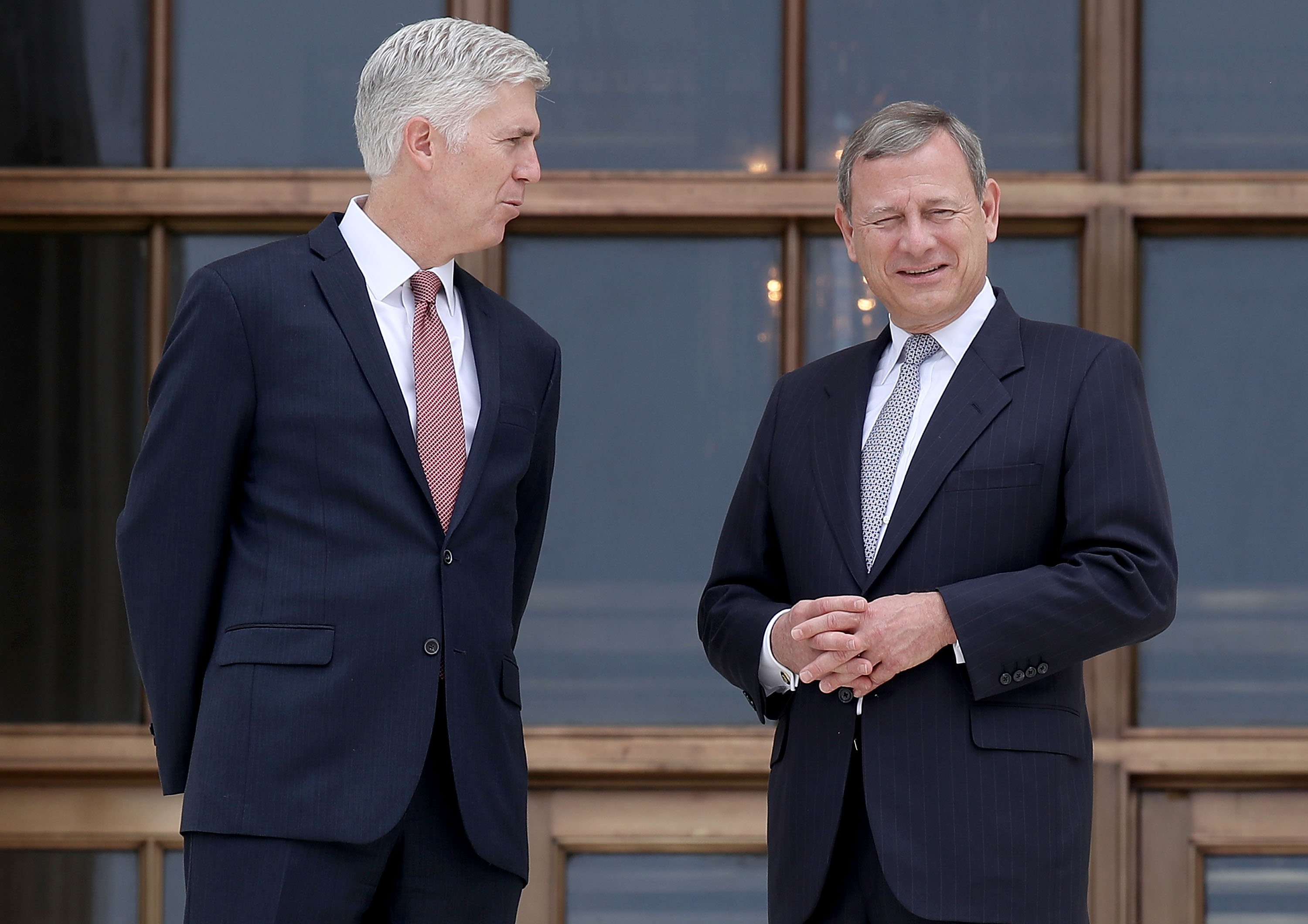 A Supreme Court divided cannot stand. John Roberts must step up or step off | Opinion