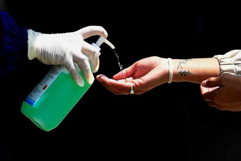 Hand Sanitizer FDA List