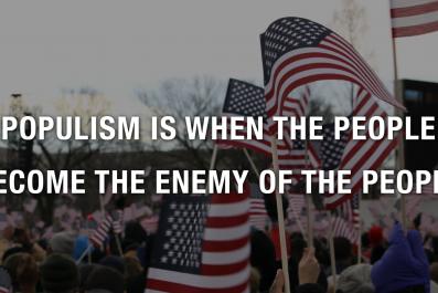 Newsweek AMPLIFY - Populism