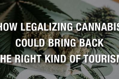 Newsweek AMPLIFY - How Legalizing Cannabis