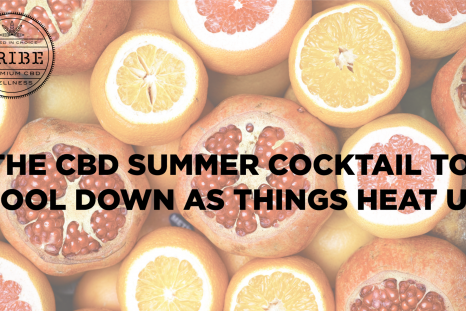 Newsweek AMPLIFY - The Summer CBD Cocktail