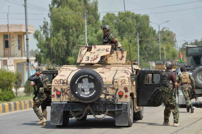 Afghanistan, Jalalabad, ISIS, prison, manhunt, attack, jailbreak
