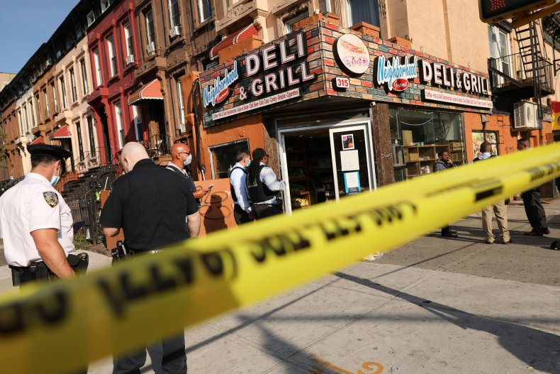 new york city shootings 2020