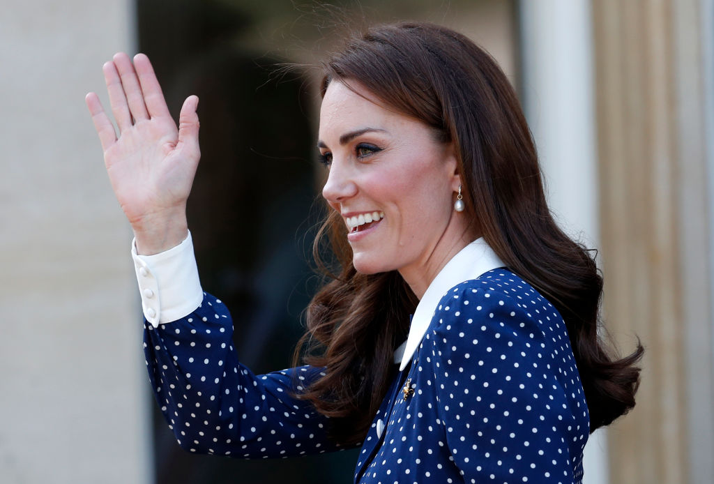 Kate Middleton's picture tribute to grandmother's war time role