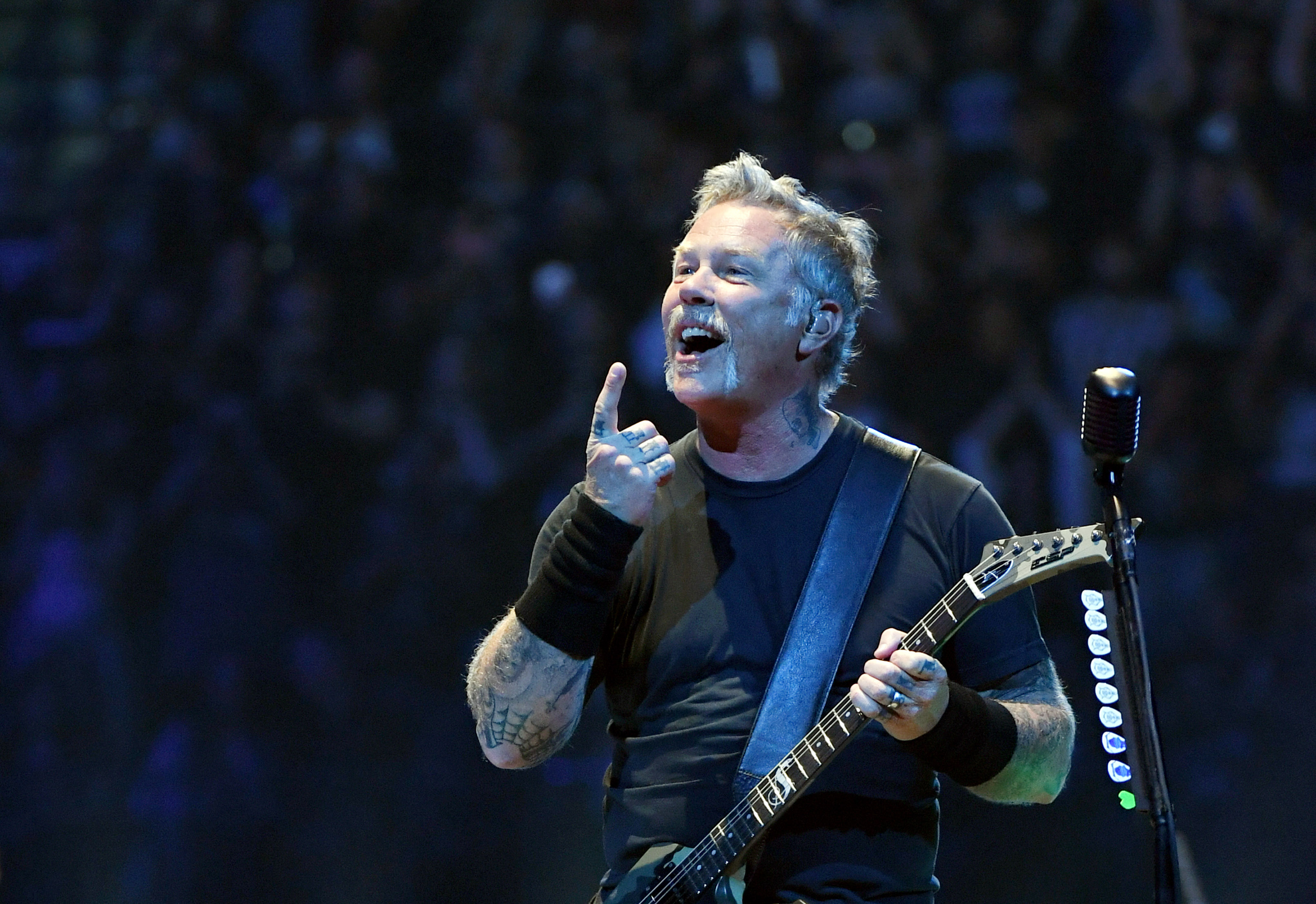 13 Metallica lyrics to celebrate James Hetfield's lyrical genius on his birthday