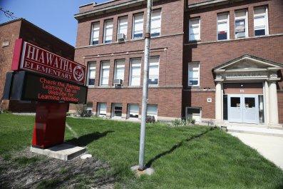 Illinois elementary school