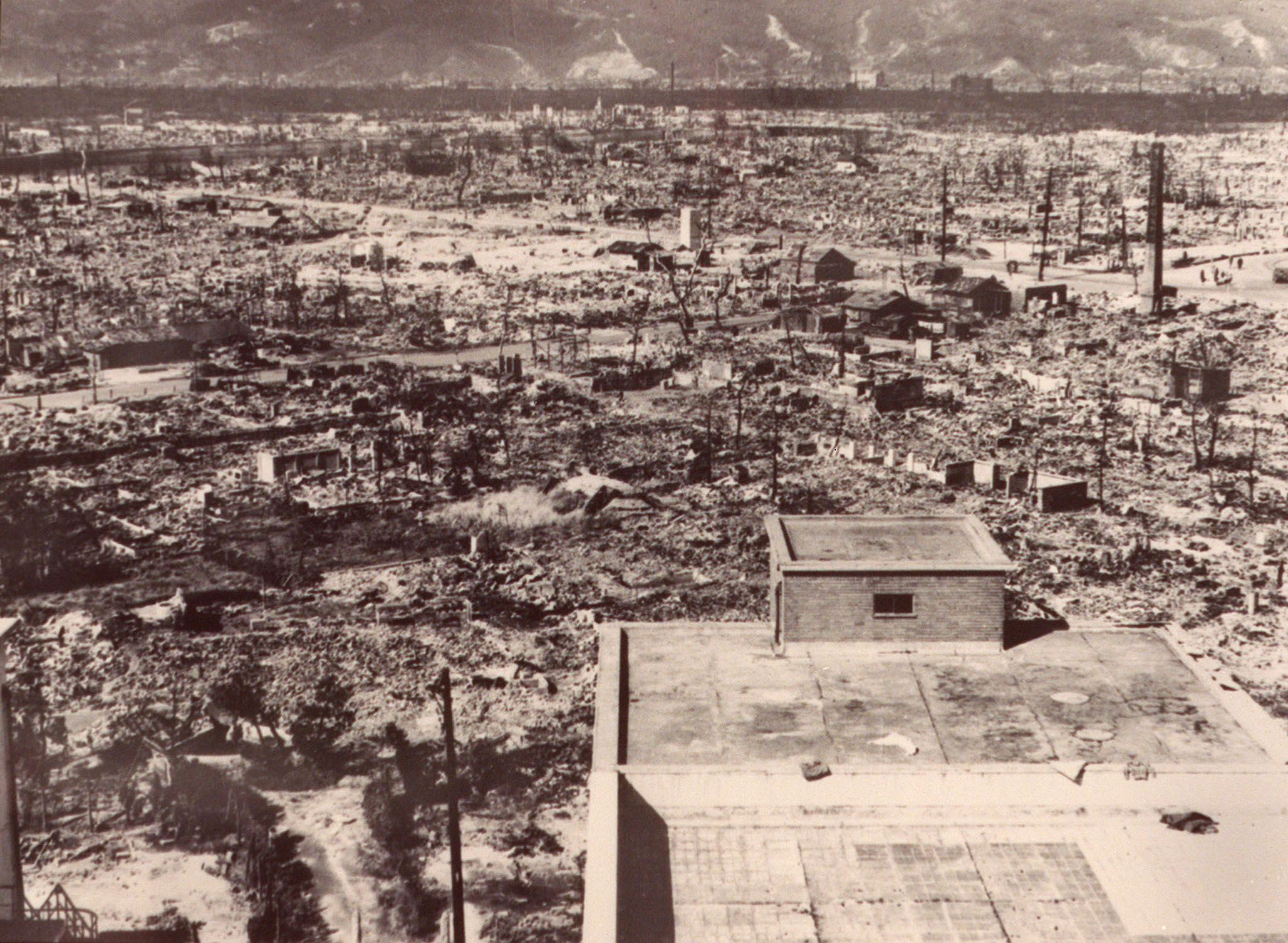 Hiroshima, Nagasaki survivors fear Trump policies could lead to new nuclear attacks