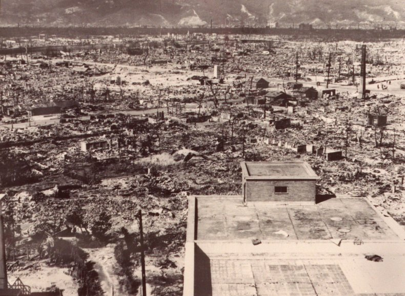 hiroshima, atomic, bomb, attack, world, war, ii