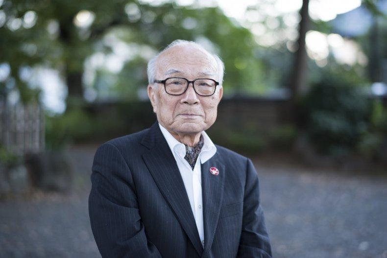 terumi, tanaka, nagasaki, atom, bomb, survivor