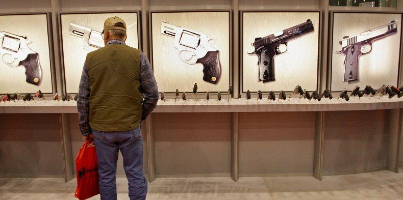 gun sales coronavirus racial justice protests