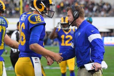 Sean McVay, Los Angeles Rams