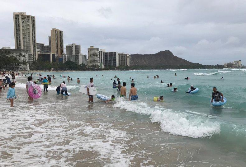 Waikiki Beach Hawaii 2018