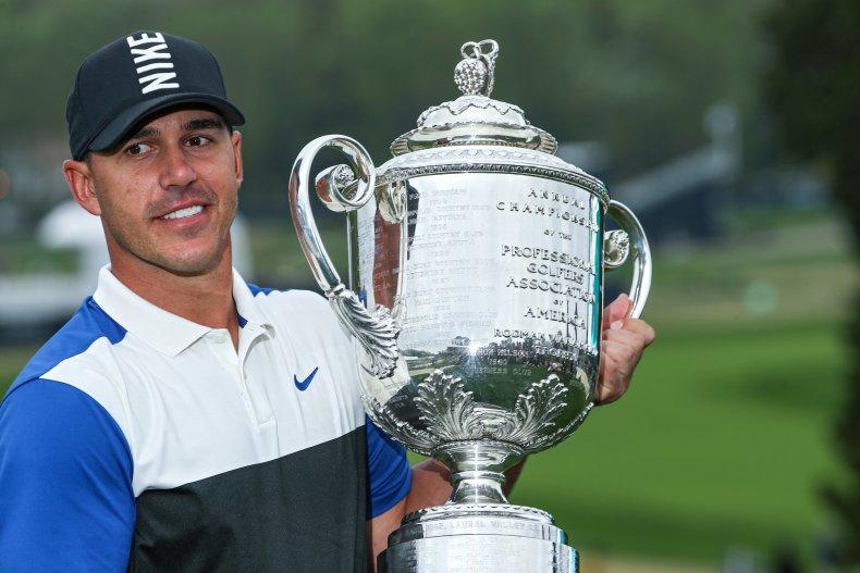 Brooks Koepka, PGA Championship