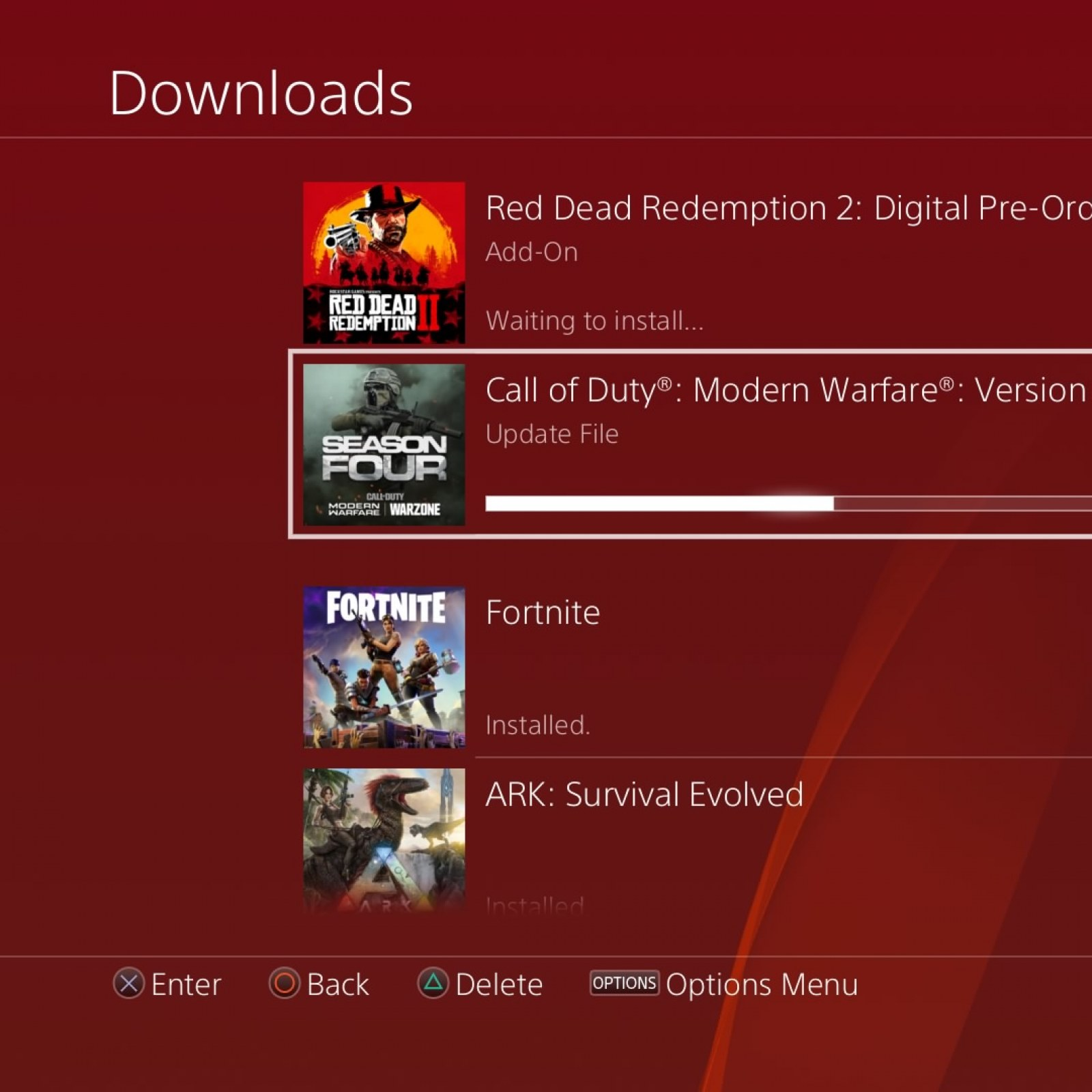 Call Of Duty Modern Warfare Update 1 24 How To Preload Season 5