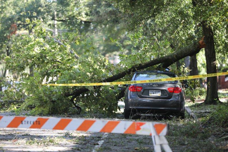 hurricane isaias tornado north carolina death
