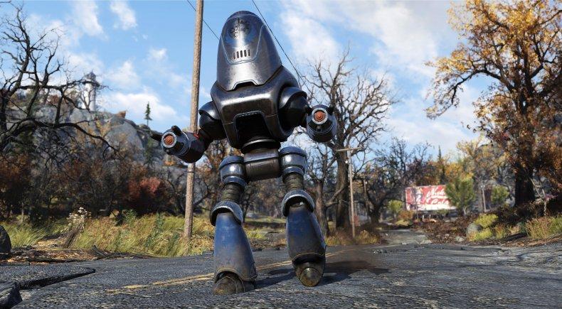 fallout 76 update 21 brotherhood steel reward