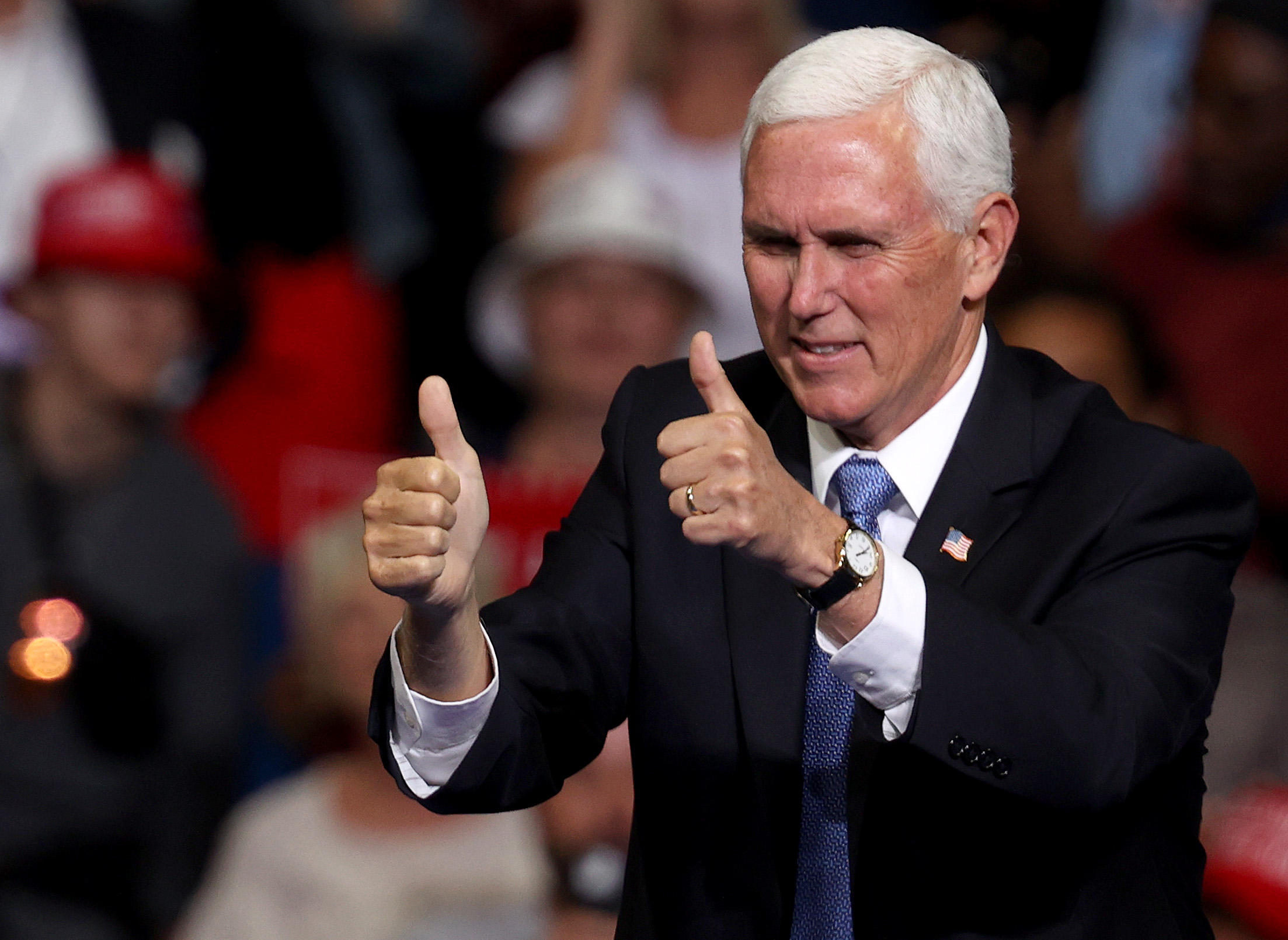 Pence predicts COVID-19 vaccine before end of 2020—but he also once said pandemic may end by Memorial Day