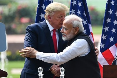 President Trump and Prime Minister Modi