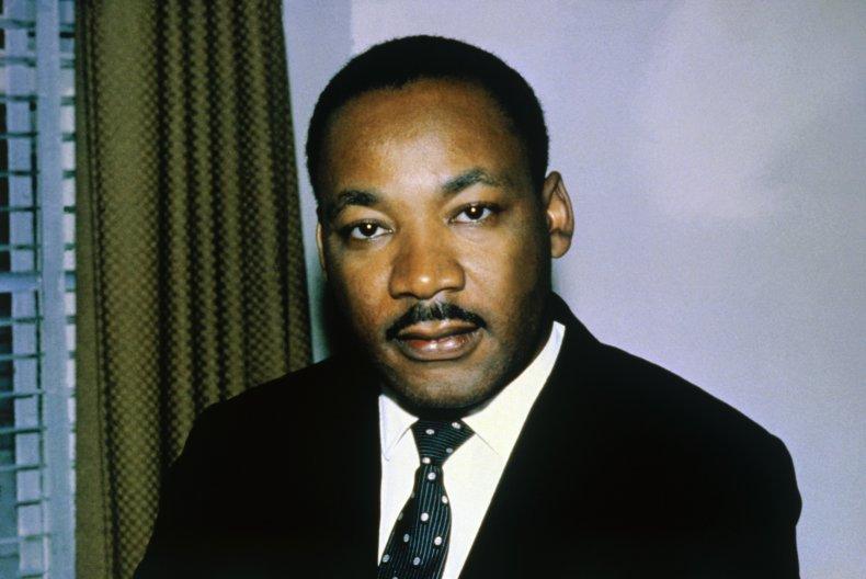 Martin Luther King, Jr. racism Texas GOP