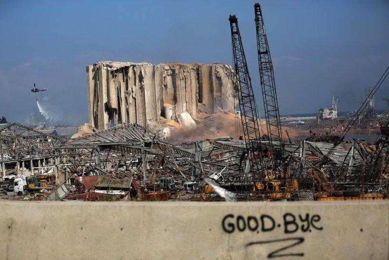 Beirut, port, Lebanon, explosion, ammonium nitrate, accident