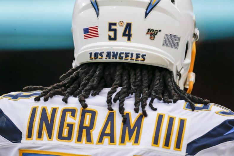 Melvin Ingram, Los Angeles Chargers